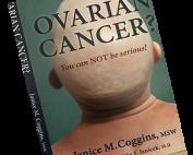 Ovarian Cancer book by Jan Coggins