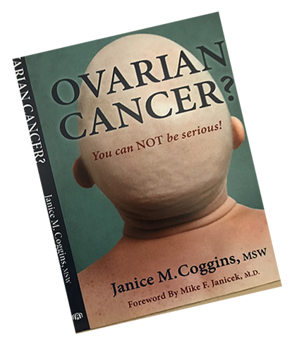 Ovarian Cancer book by Jan Coggins