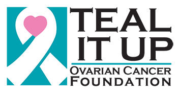 Teal It Up Ovarian Cancer Foundation Logo