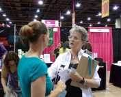 Teal It up at Womens Expo 2018