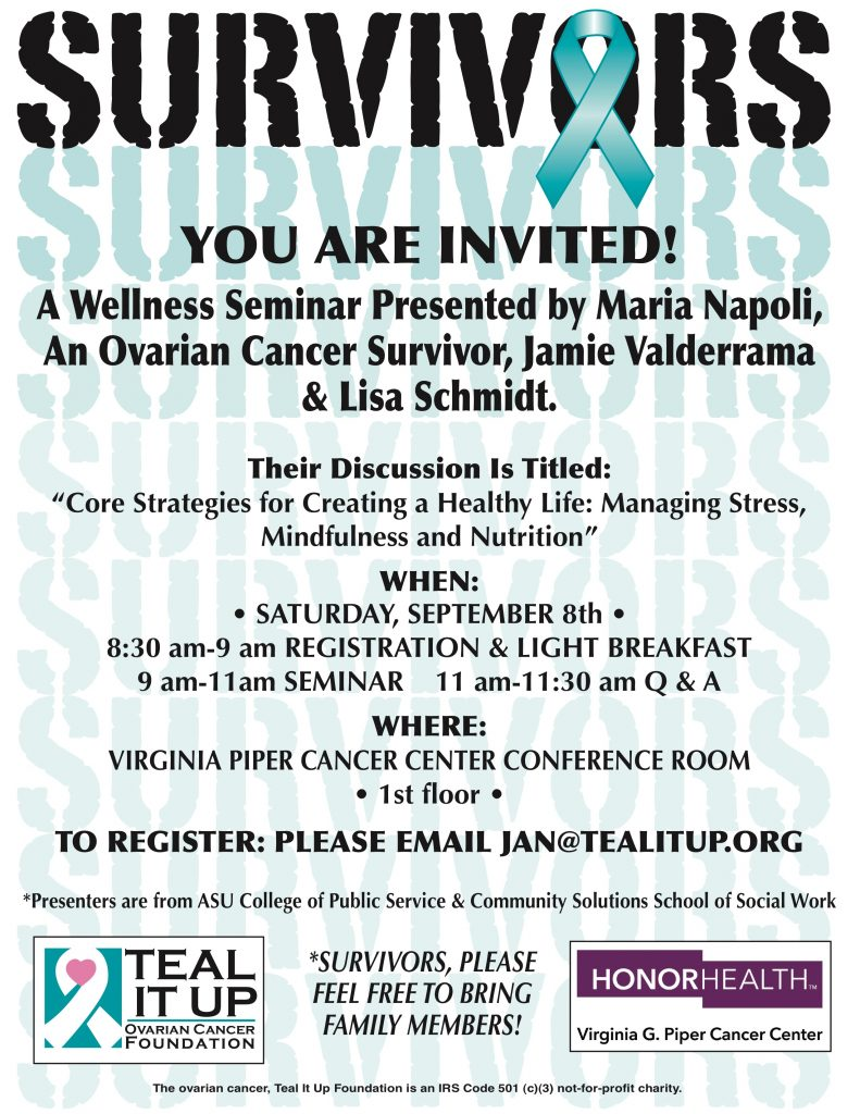 survivor wellness seminar