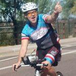 dr dennis scribner in Ironman Trialthlon
