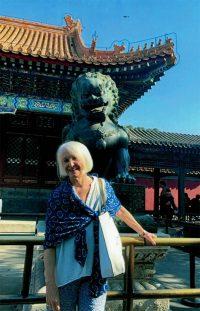Cancer Survivor Jeanne Livingstone