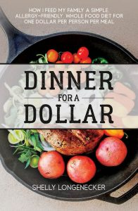 dinner for a dollar book cover